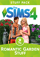 The Sims™ 4 Romantic Garden Stuff